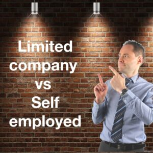 Limited company vs self employed Lichfield Accountant video review