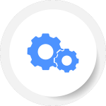 Cogs integrated dual two