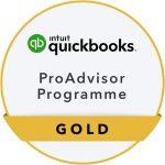 Intuit Quickbooks Gold Advisor Logo