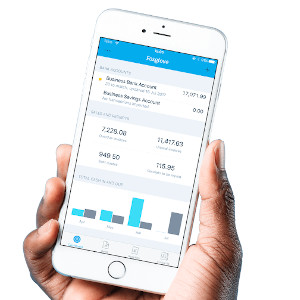 Xero-hand-screen- mobile-app