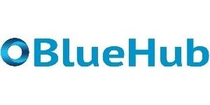 bluehub app integrator logo