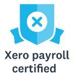 xero payroll certified badge