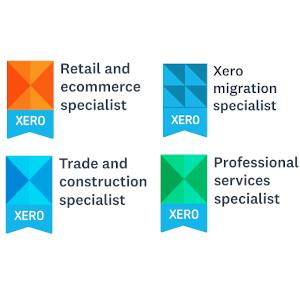 xero professional apps migration integration trade construction retail ecommerce